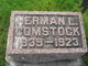 Herman Luther Comstock