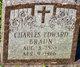 Charles Edward Carl Braun
