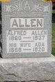 Profile photo:  Alfred Allen