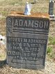 Profile photo:  Robert Marion Adamson, Sr