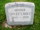 Violet <I>Longbine</I> Holt