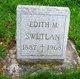 Edith M Swetlan