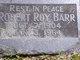 Robert Roy Barr