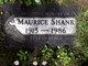 Maurice Shank