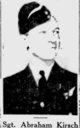 Profile photo: Sgt Abie Kirsch