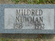 Mildred Irene <I>Dunlap</I> Newnom