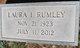 Laura I Rumley