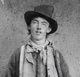 "Profile photo:  William ""Billy The Kid"" Bonney"