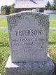 Frank Charles Benjamin Peterson