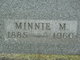 Profile photo:  Minnie M <I>Dove</I> Armstrong