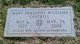 Mary Ernestine <I>Williams</I> Cantrell
