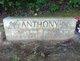 "Mary Elizabeth ""Bettie"" <I>Easley</I> Anthony"