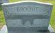 Profile photo:  Alma <I>Smith</I> Broome