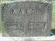 Mary A. <I>Rearick</I> Kaler