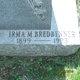 Irma M. <I>Raezer</I> Bredbenner