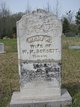 Mary A. <I>Moore</I> Dorsett