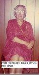 Profile photo:  Effie Martha <I>Humphrey</I> Dieball