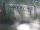 Profile photo:  Dorothy <I>Glasser</I> Abbott