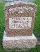 Profile photo:  Alfred A. Anderson