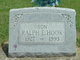 Ralph E. Hook