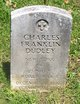 Profile photo:  Charles Franklin Dudley