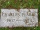 Profile photo:  Charles Howson Abbe