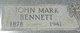 John Mark Bennett