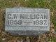 Charles W Milligan