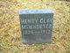 Judge Henry Clay McWhorter