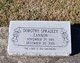 Profile photo:  Dorothy <I>Spradley</I> Cannon
