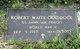 Robert Waite Craddock