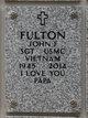 Profile photo:  John Frank Fulton