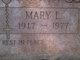 Profile photo:  Mary L <I>Lopitosky</I> Alston