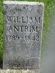 William Antrim