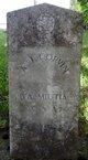 "Profile photo:  Andrew Jackson ""Jack"" Corvin"