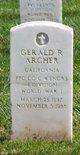 Profile photo:  Gerald R Archer