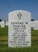 Edward Welton Fowler