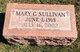 Mary C Sullivan