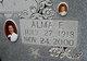 Profile photo:  Alma <I>Fletcher</I> Skipper