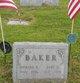 Profile photo: Corp Howard R Baker