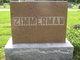 Profile photo:  Abbigail <I>Robertson</I> Zimmerman