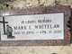 Mark L Whitelaw