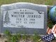 Walter Jerred