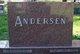Profile photo:  Agnes Andersen