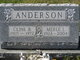PFC Cline Burris Anderson