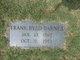 Profile photo:  Frank Byrd Barnes