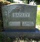 Profile photo:  E. Marie Baisley