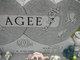Margaret June <I>Whittaker</I> Agee