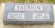 """Jacob Oran """"Jake"""" Faubion"""