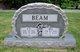 "Detlas E. ""Dee"" <I>Asher</I> Beam"
